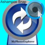 Взаимодействие инструментов MyPhoneExplorer & Ashampoo Snap
