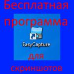 Программа Easy Capture