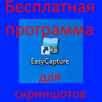 Иконка программы Easy Capture