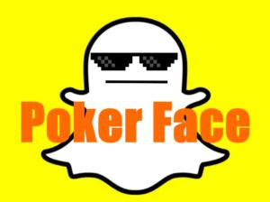 Poker Face у многих людей
