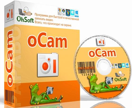 Бесплатная программа oCam