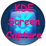 KDE Screen Capture