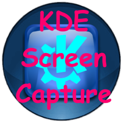 KDE Screen Capture logo