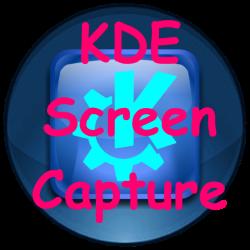 KDE Screen Capture logo
