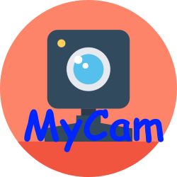 MyCam logo