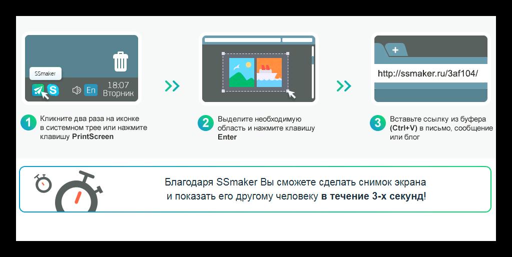 Программа SSMaker