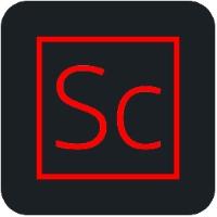 ScreenUp logo