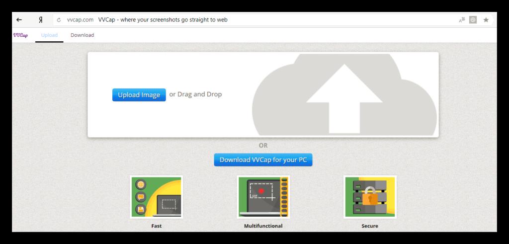 Скриншотер ВиВиКап