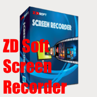 ZD Soft Screen Recorder logo