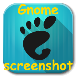 gnome-screenshot logo