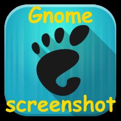 gnome-screenshot logo