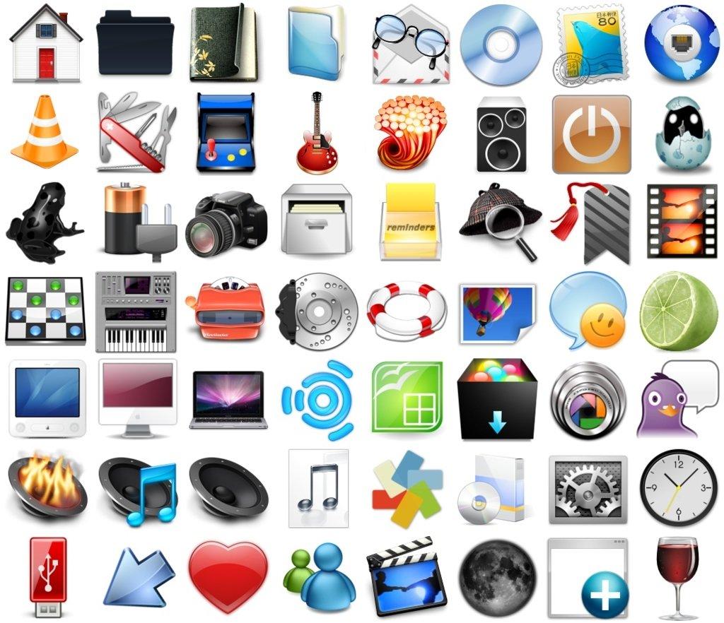 иконки для Гнома
