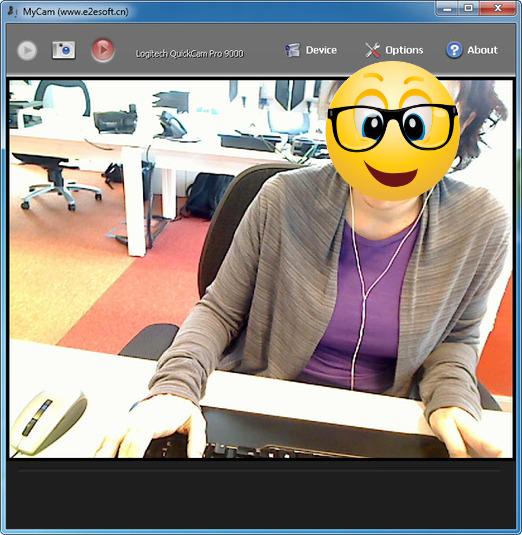 mycam webcam screenshot