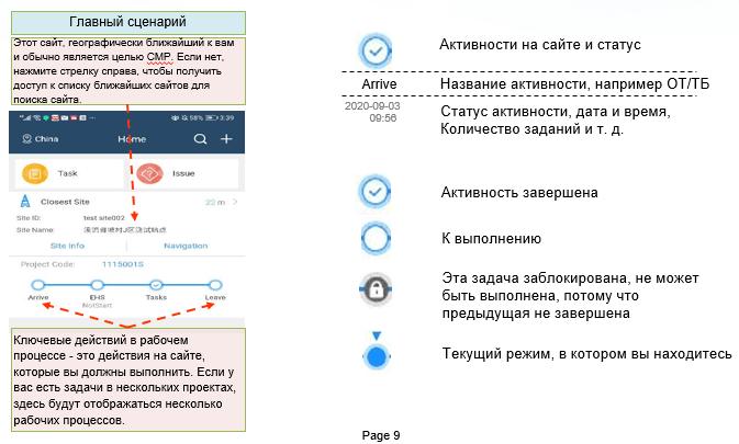 Clock-In Step1